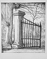 Il Cancello di via Cavata